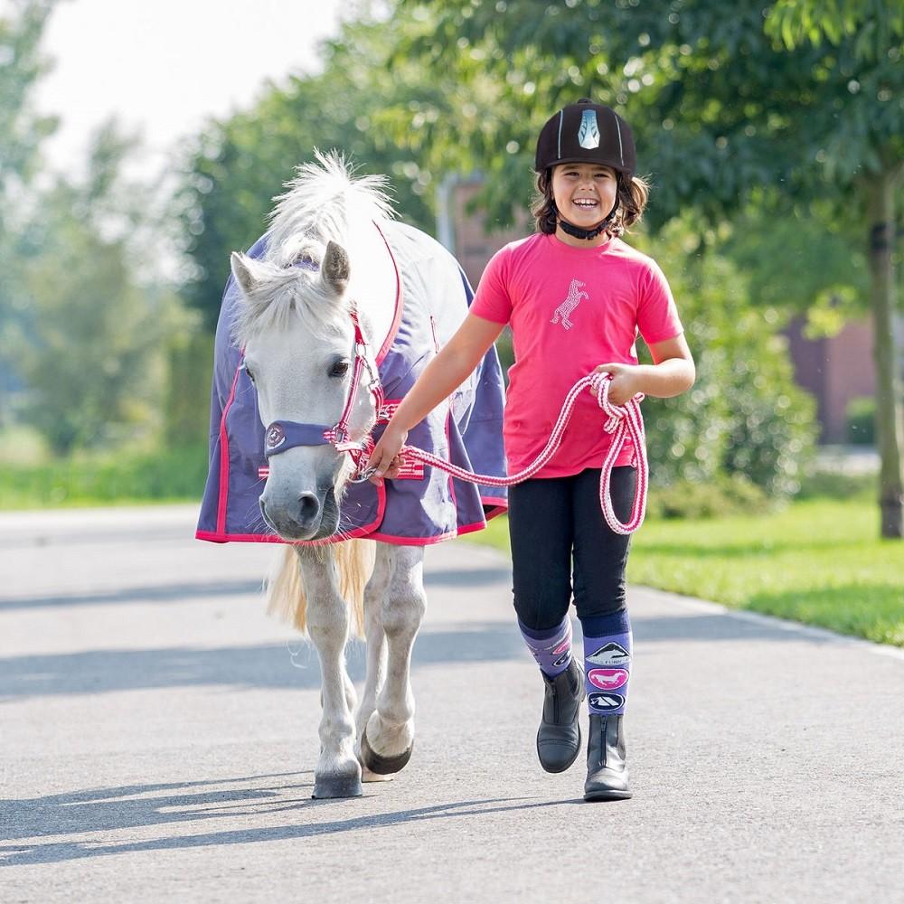 Pony Decken: Shetty Und Pony Regendecke, Outdoordecke Gr. 75